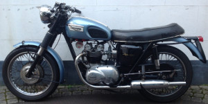 1970 Triumph T100 – another classic Triumph model