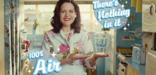 Kitchen queen reigns in Onken TV ad