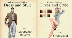 Goodwood Revival style guide