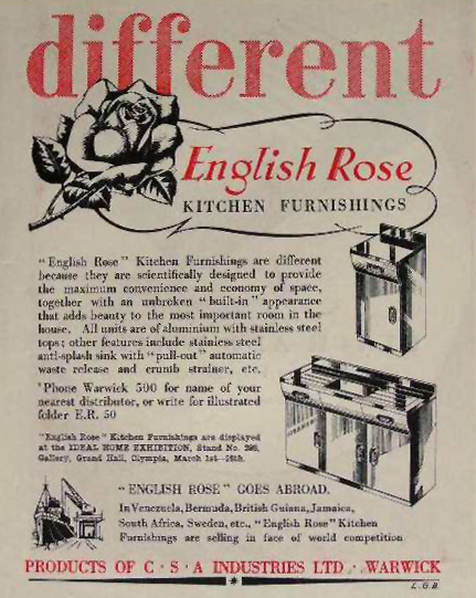 English Rose Kitchen Units To Sell