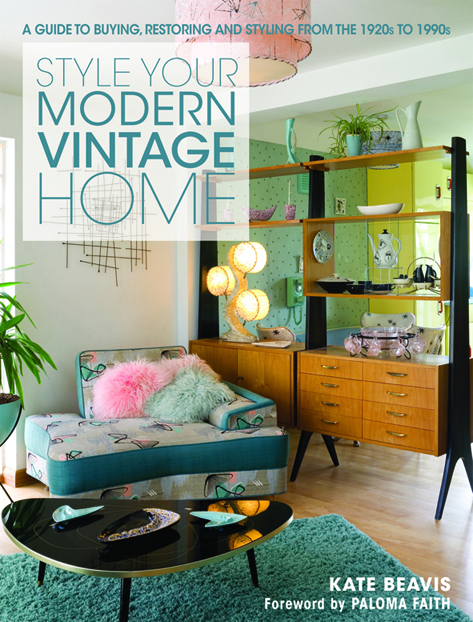 Vintage home cover