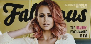 Kimberley Walsh is just Fabulous
