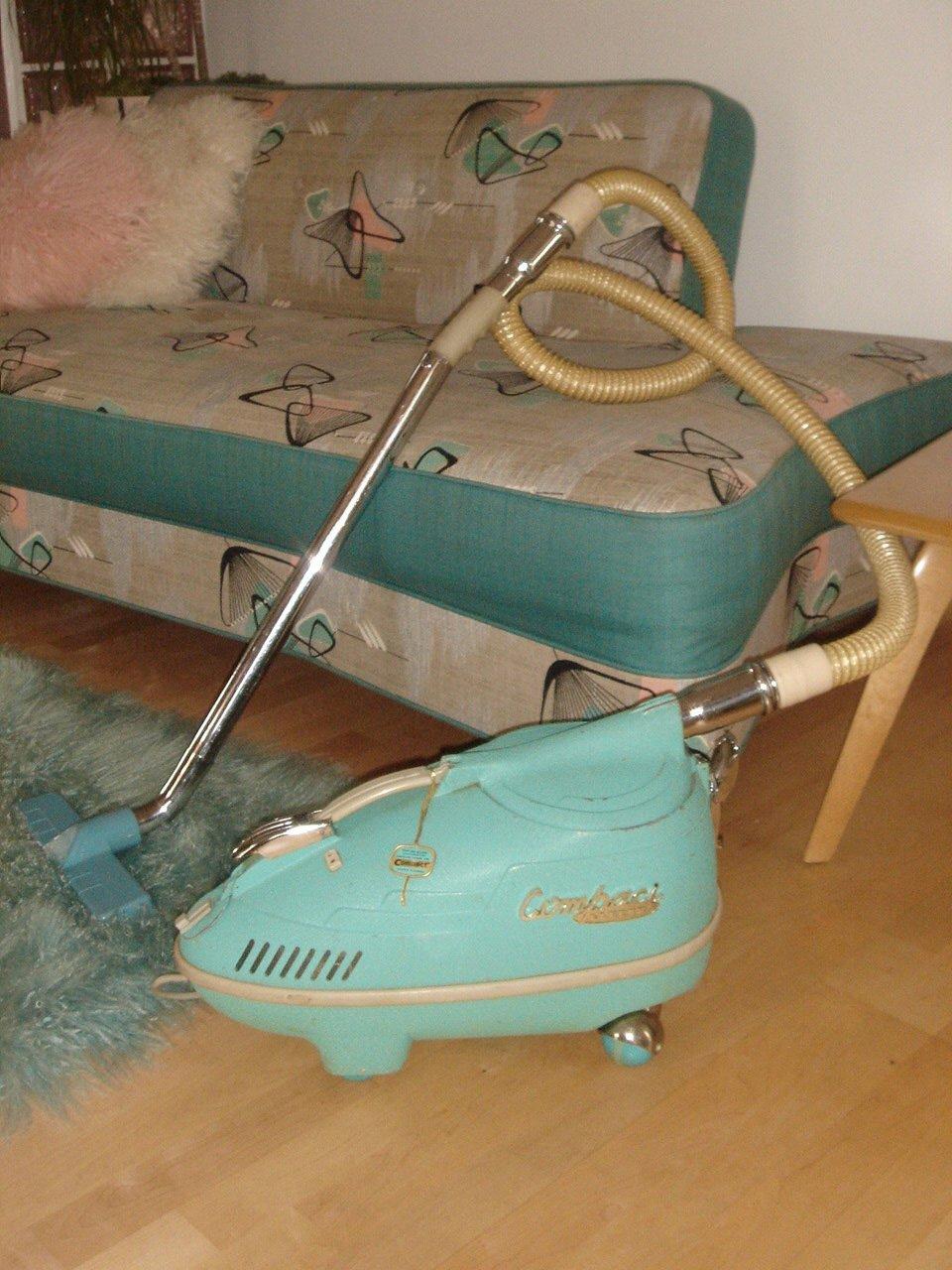1950s vacuum cleaner