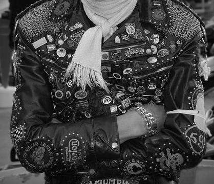 Rocker-jacket