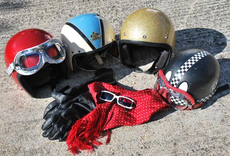 Vintage-helmets