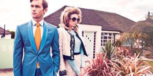 City AM Bespoke covers retro fashion