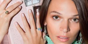 Tatler's jewellery spread is a gem